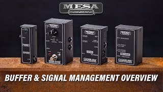 Mesa Boogie Clearlink (Receive) Converter / ISO Transformer Video