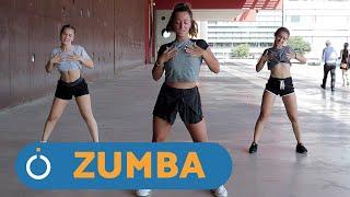 "ZUMBA Fitness DANCING EXERCISE - SHAKIRA ""Perro Fiel"""