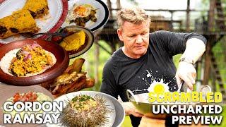 Gordon Ramsay is Making Scrambled Eggs Around the World | Scrambled