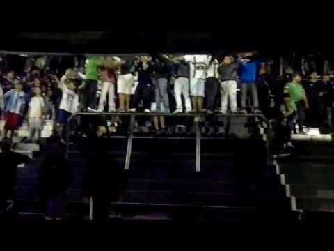 """""""La Banda del Pueblo Viejo - Alentar siempre voy, con el alma y con el Corazon ♪"""" Barra: La Banda del Pueblo Viejo • Club: San Martín de San Juan"""