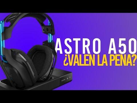 Antes de comprar los Astro A50 mira este vídeo - analisis en español