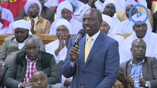 DP Ruto attributes his political success to President Uhuru Kenyatta