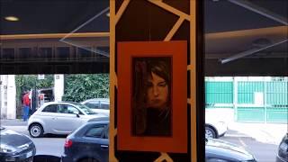 Personale itinerante Milano Porta Vittoria