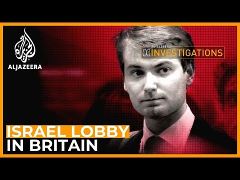The Lobby P1: Young Friends of Israel – Al Jazeera Investigations