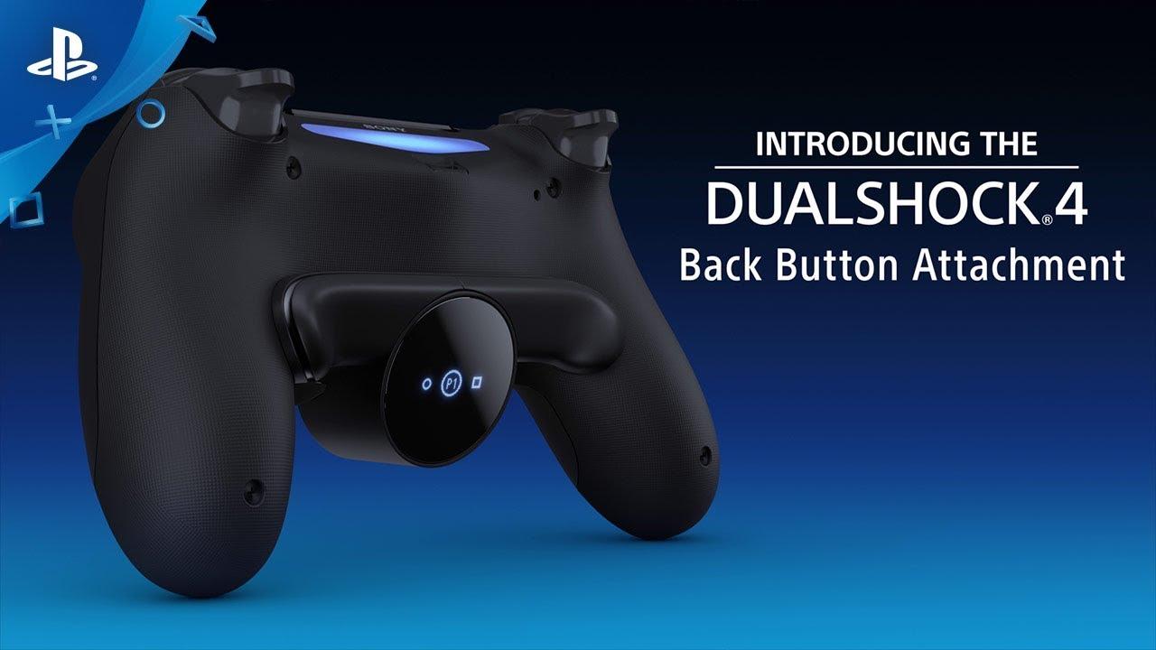 Ti presentiamo l'espansione tasti DUALSHOCK 4, disponibile dal 14 febbraio