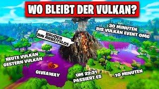 🌋 Wo bleibt der VULKAN und das Loot Lake LIVE EVENT? 🔥 | Fortnite Season 6 Deutsch German