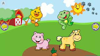 Fisher price animals, their souns and all about animals