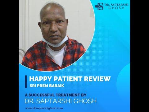 A Successful Treatment by Dr. Saptarshi Ghsoh