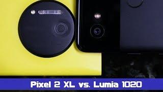 Google Pixel 2 XL vs Nokia Lumia 1020: Camera Comparison