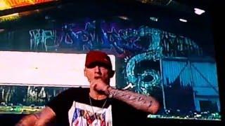 Eminem - Phenomenal live (Lollapalooza Chile)