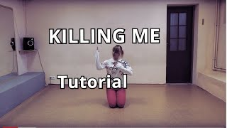 killing me dance tutorial chorus part - ฟรีวิดีโอออนไลน์