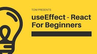 React Hooks - useEffect