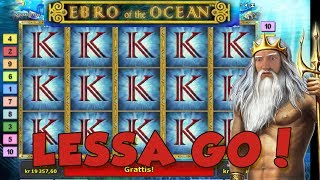 BIG WIN!!!!! Lord of the Ocean HUGE WIN from LIVE STREAM (Casino Games)