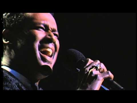 """Luther Vandross """" So Amazing """" ."""
