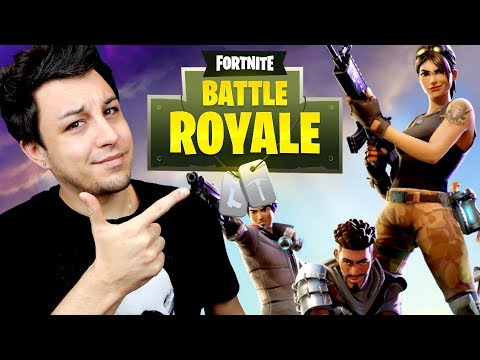 Fortnite Battle Royal !