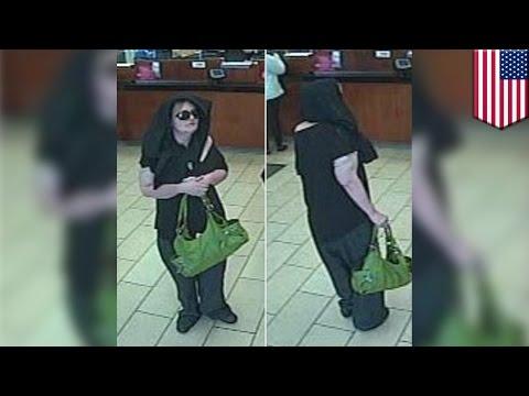 Mujer roba 3 bancos en menos de 24 horas sin disfraz y sin usar armas de fuego
