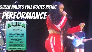 QUEEN NAIJA FULL ROOTS PICNIC PERFORMANCEAWAY FROM YOU REVIEW