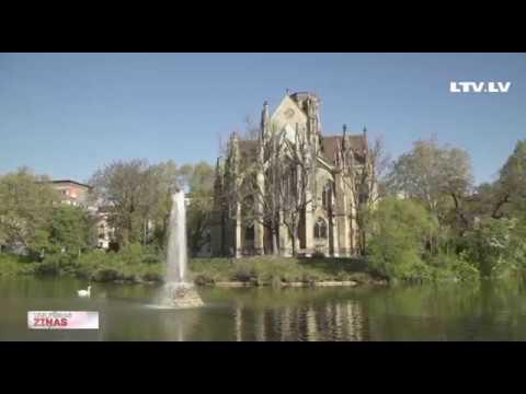 Noskaties video! Latvieši Eiropā gatavojas Latvijas simtgadei