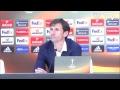 Ziganda (02/11/17) - Vídeos de ENTRENADORES/Directiva - Ruedas de Prensa, Entrevistas del Athletic Club de Bilbao
