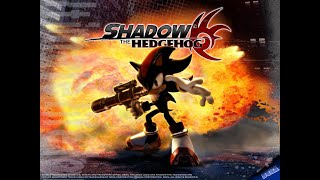 Shadow The Hedgehog HD JPN EP 1