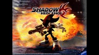 Shadow The Hedgehog HD JPN EP 1