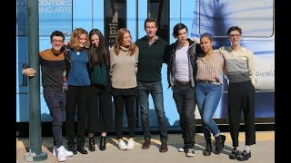 'Dear Evan Hansen' Tour Cast Interviews in Denver
