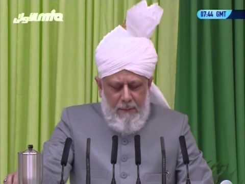 Address to Majlis-e-Shura UK 2013 by Hazrat Mirza Masroor Ahmad