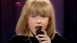 Christina Aguilera on Star Search at the age of 9!