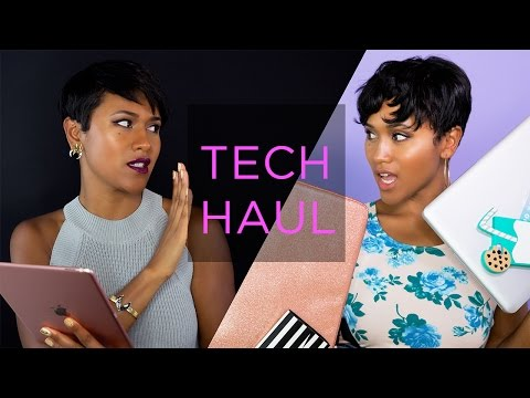 Back to School/Work Haul | TECH TALK