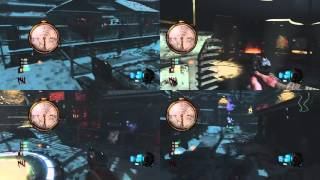 Black Ops III 4pl annihilator speed run