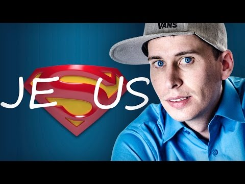 Is Superman Jesus? | Say Goodnight Kevin