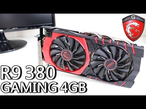 MSI R9 380 Gaming 4G - DIE Beste Budget Grafikkarte?