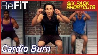 Six Pack Shortcuts: Strong Core Cardio Burn Workout- Mike Chang by BeFiT