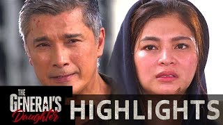 Marcial and Rhian get into an emotional reunion | The General's Daughter