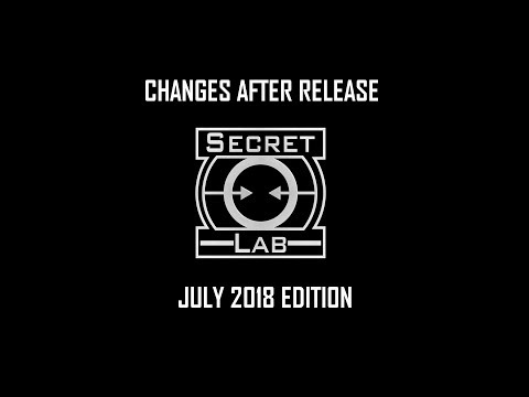 SCP: Secret Laboratory] All decontamination announcements
