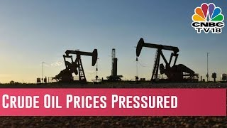 Crude Oil Prices Pressured By Rising US Crude Stocks | Power Breakfast
