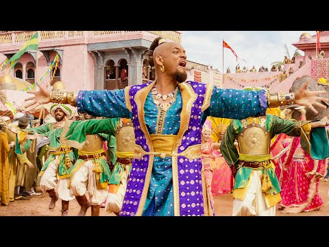 will smith sings prince ali scene aladdin 2019 movie cli