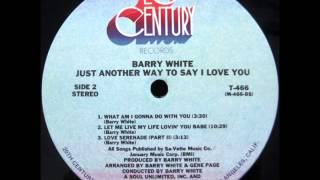 2 Step - Barry White - Love Serenade II
