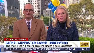 Carrie Underwood   Love Wins (Live Sunrise 2018)