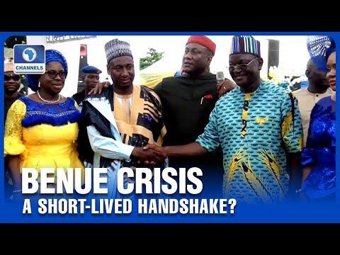 Benue Farmers-Herders Crisis: A Short-lived Handshake?