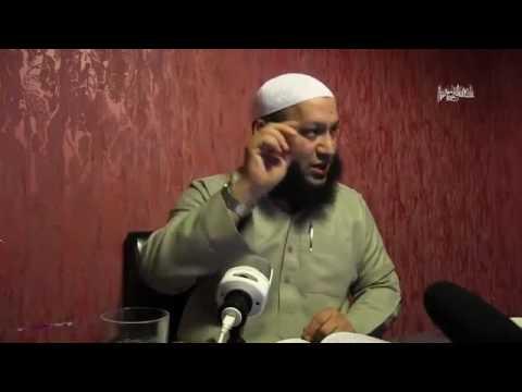 Verlobung und verlobungsring im islam ( Sheikh Abdellatif )