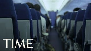 How To Avoid Getting Sick On A Plane: Choosing The Right Seat To Stay Healthy On A Flight | TIME