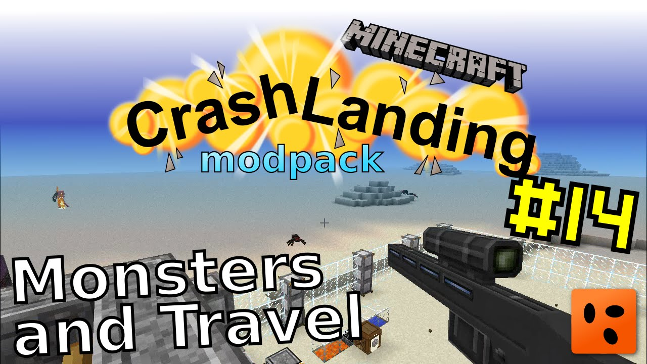 Crash Landing #14 | Monsters and Travel