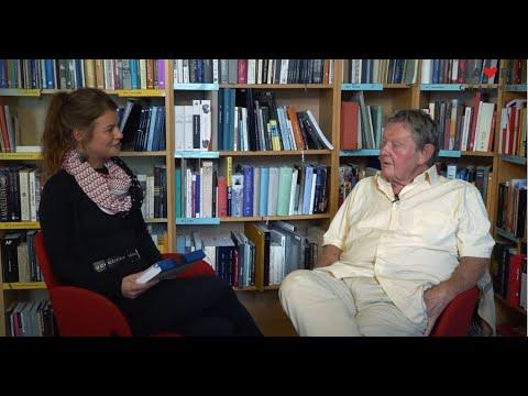 Přehrát video: Vladimír Merta představuje Popelnicový román