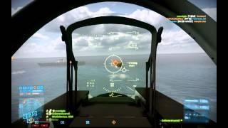 Battlefield 3 Gulf of Oman Jet Kill Montage