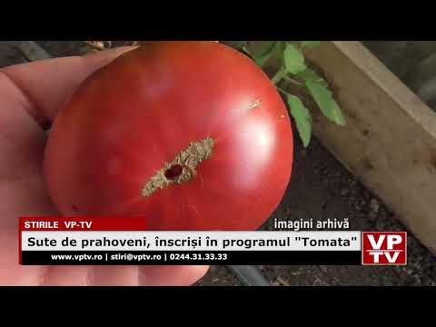 """Sute de prahoveni, înscriși în programul """"Tomata"""""""