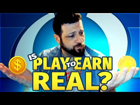 Is Play to Earn Real or is it All Just a Big Gimmick? | MMONFT