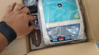 Лабораторные ювелирные весы до 2 кг. (0.01) от компании Группа Интернет-Магазинов GiX - видео