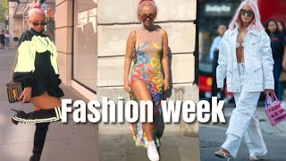 All My London Fashion Week Outfits!
