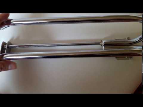 GedoTec ® Handtuchhalter - Handtuchstange